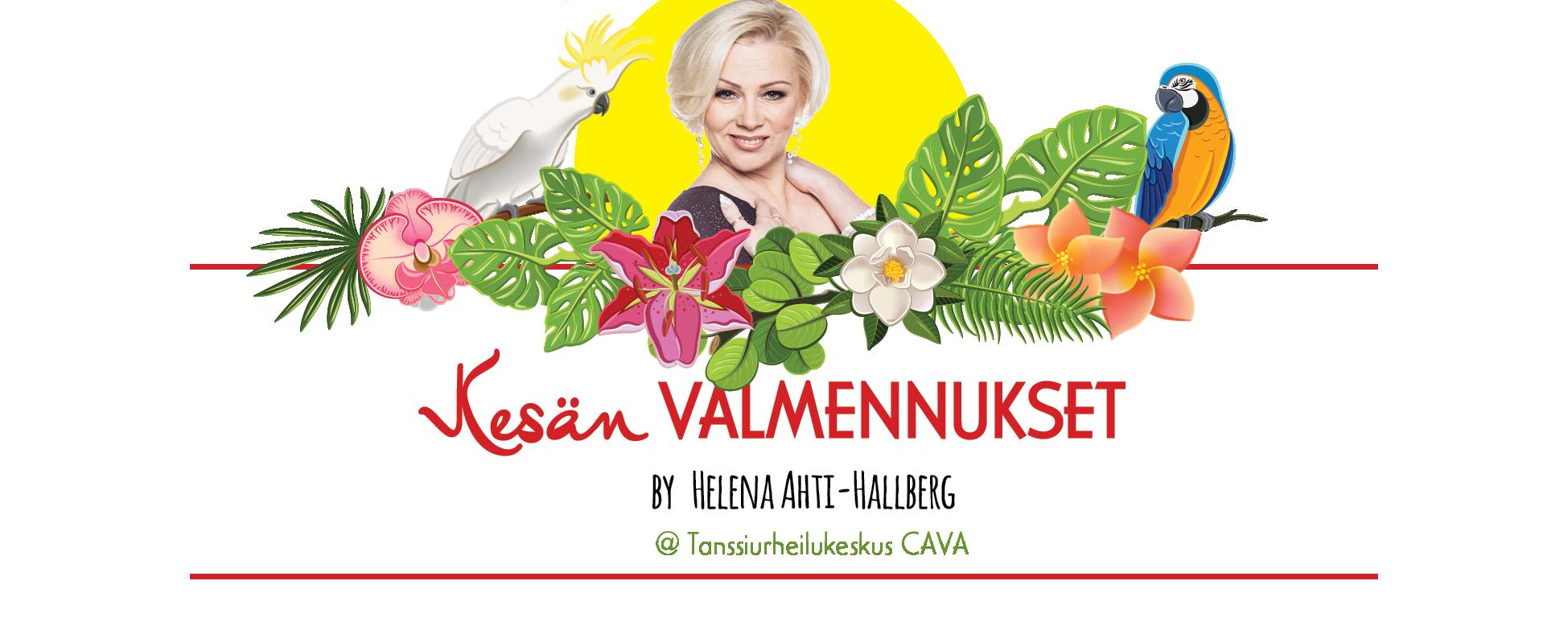 Helena Ahti-Hallberg lattarivalmennus
